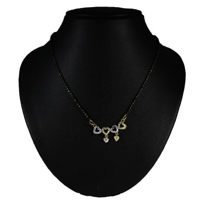 Utsav Fashion Golden Alloy Mangalsutra available at Paytm for Rs.90