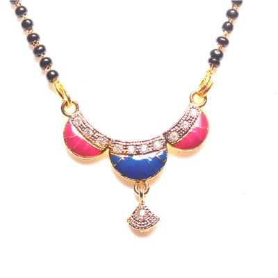 Utsav Fashion Golden Alloy Mangalsutra available at Paytm for Rs.80