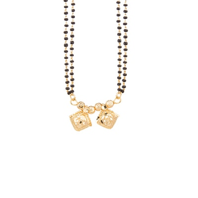 Voylla.com Golden Mangalsutra Set available at Paytm for Rs.117