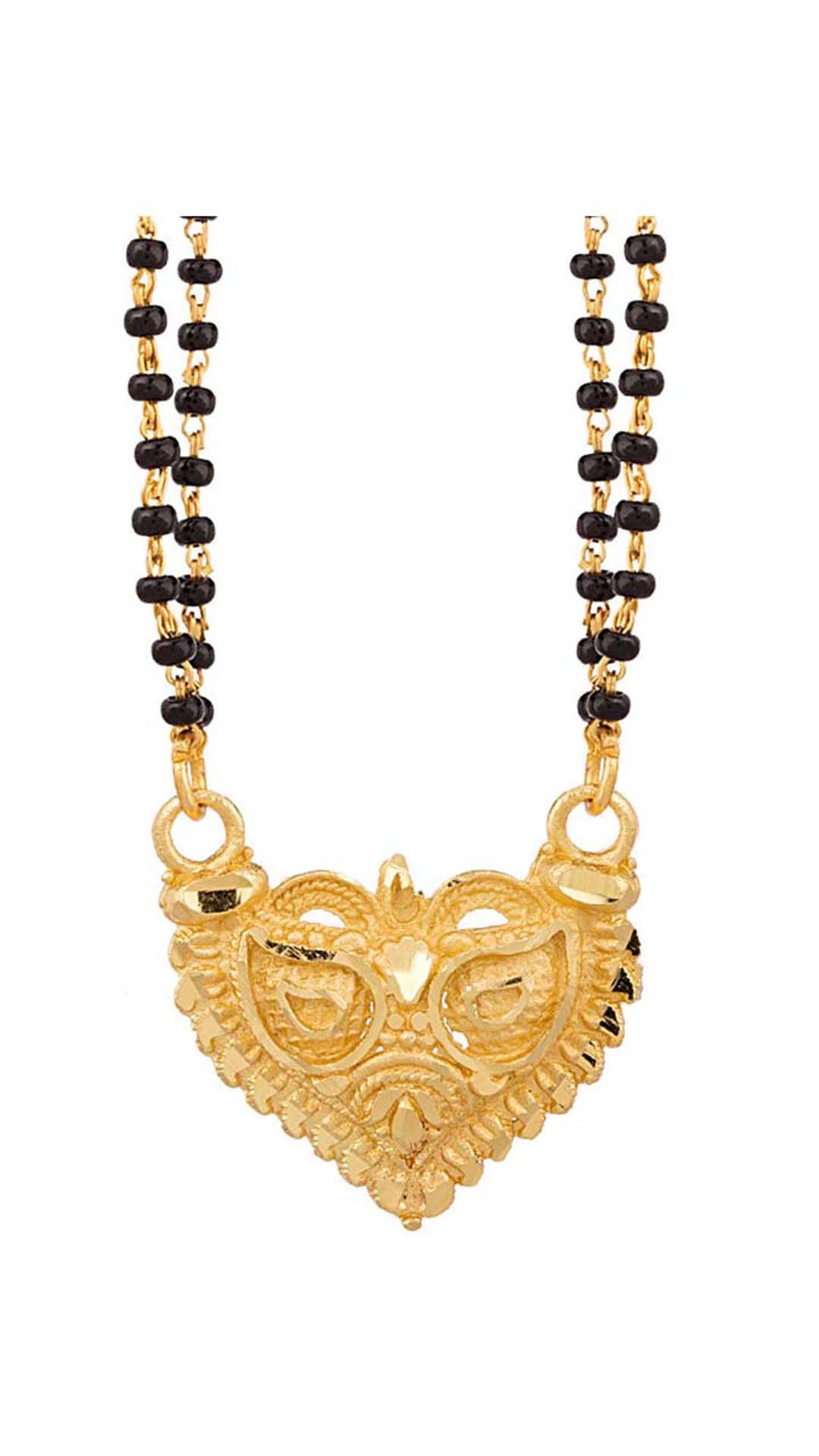 Voylla Gold Mangalsutra available at Paytm for Rs.129