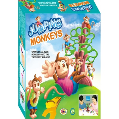 Ekta Jumping Monkey Family Game