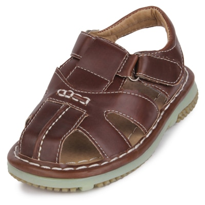 Action Kids Brown Sandal