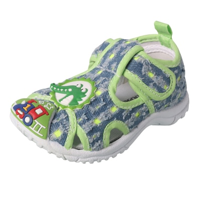 Action Kids Green Sandal