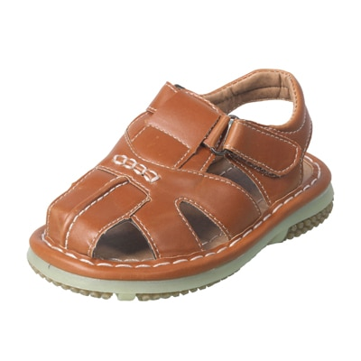 Action Kids Tan Sandal