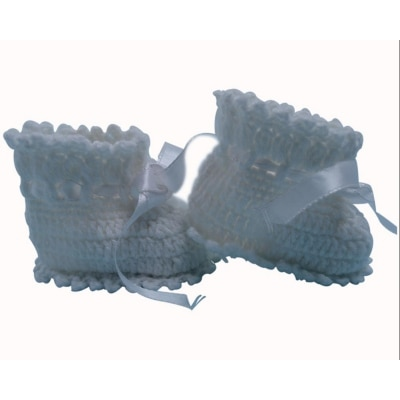 Graykart Kids Baby wool shoes / Knitted wool shoes / Baby booties / Baby room shoes / Pre walker