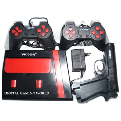 Digital Gaming World 8 Bit Tv Video Game Console With...