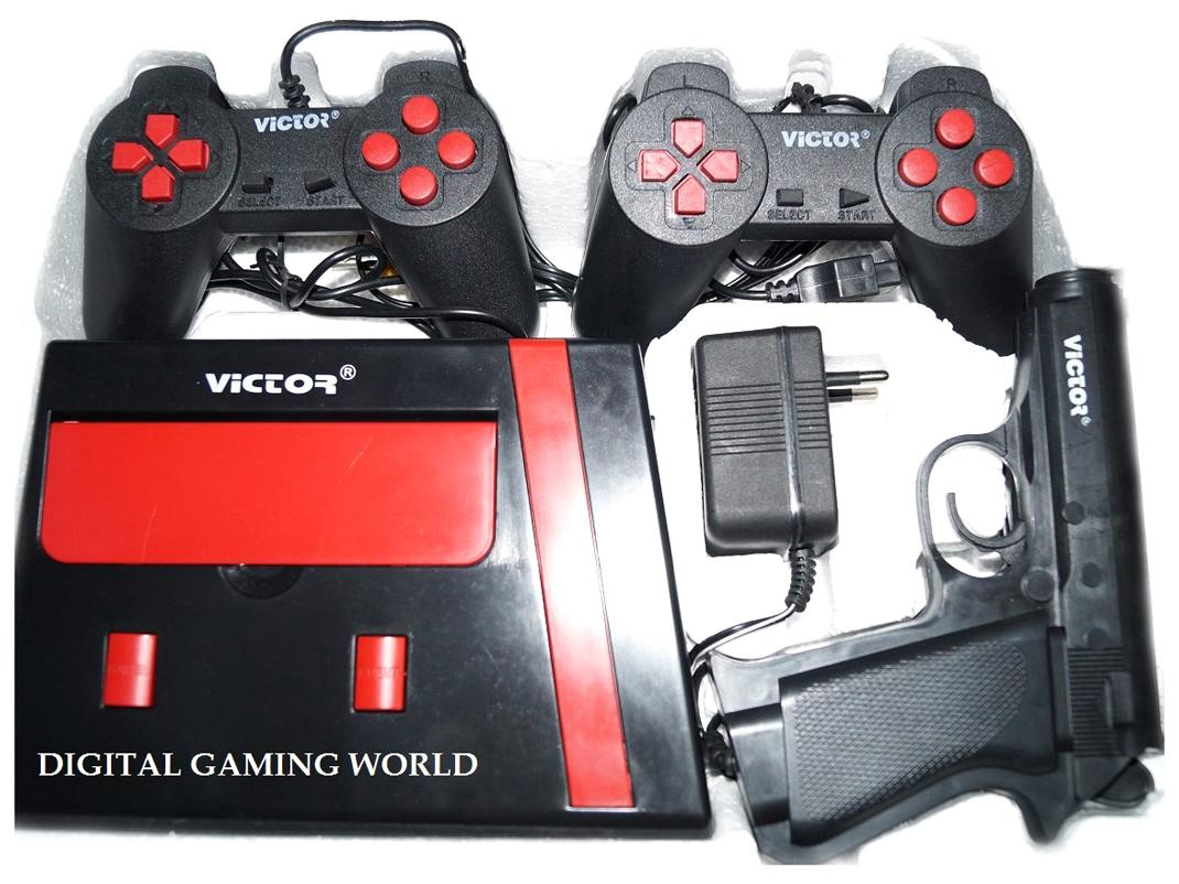 Digital Gaming World 8 Bit Tv Video Game Console With 1 Game Cassete