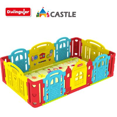 Dwinguler Castle Playroom - Rainbow
