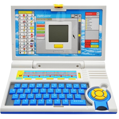 English Learner Educational Laptop Computer with Mouse