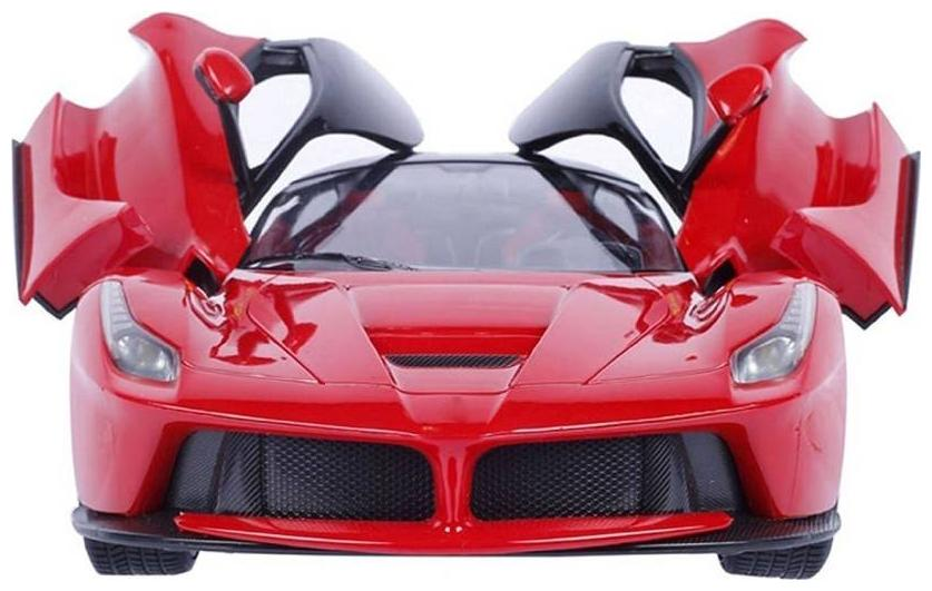 Ferrari Open Door Function Rechargeble Remote Control Car (Multicolor) Toy For Kids By Signomark