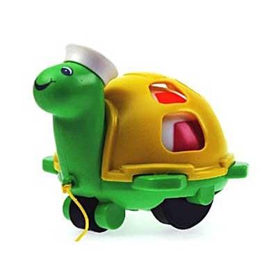 Funskool Twirly Whirly Turtle