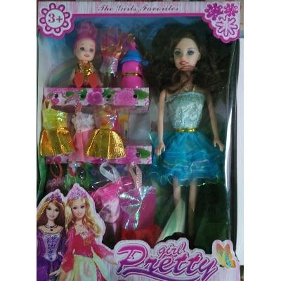 Girl Preety Doll