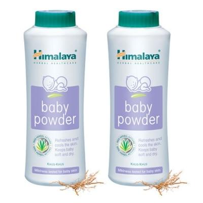 Himalaya Baby Powder 400g X 2