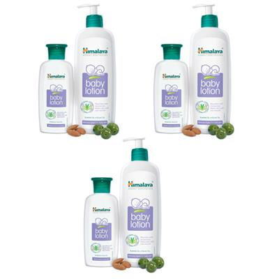 Upto 35% Cashback on Baby Products Starting at Rs.59 | Himalaya Baby Lotion 200Ml x 3 By Paytm @ Rs.370