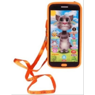 Homeshopeez Musical Tom Cat Toy Mobile