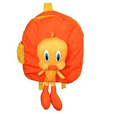 JRP Mart Yellow Bird School Bag - 35 CM
