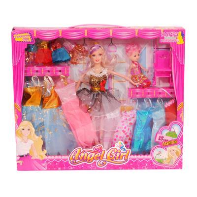 Kashish Cute Barbie Set .