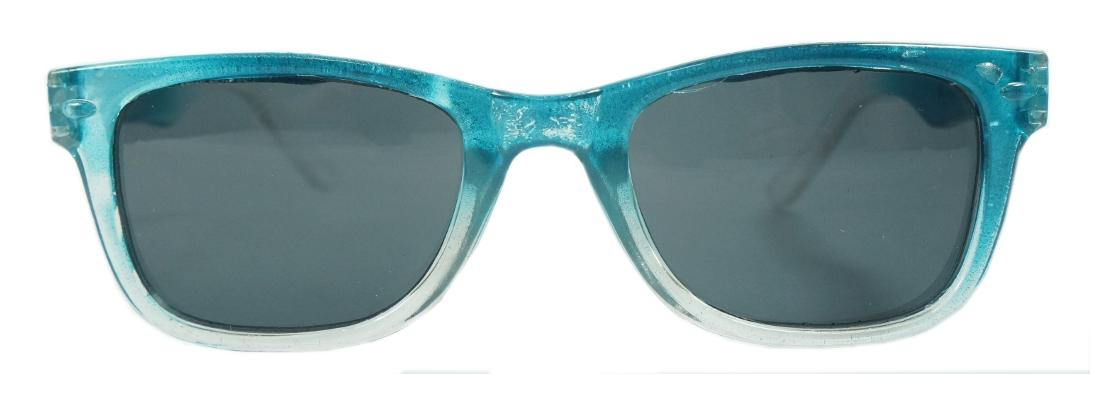 Kidz Blue Wayfarer Sunglasses