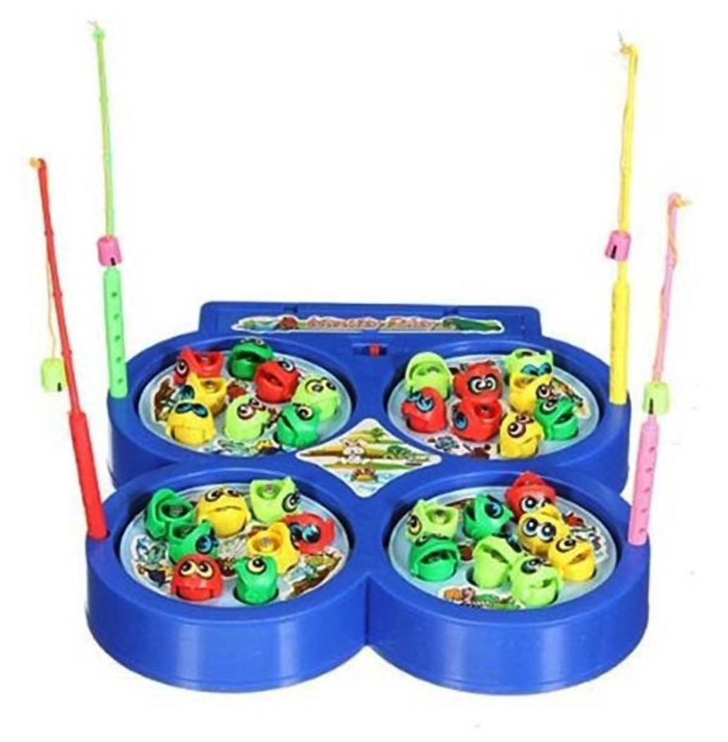 Kidz Fish Catching Game