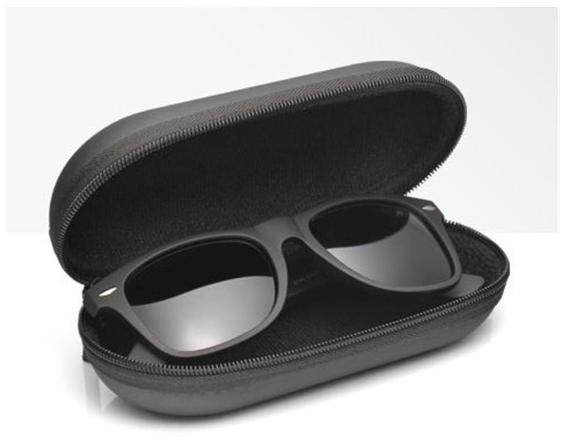 Doux Devil Premium Wayfarer Sunglasses With Carry Case