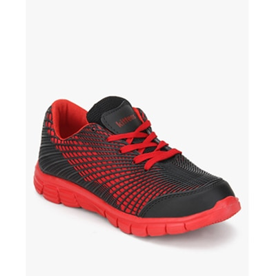 Kittens Kids Red Boys Sport Shoes
