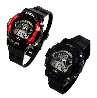 multifunctional watch for kid combo