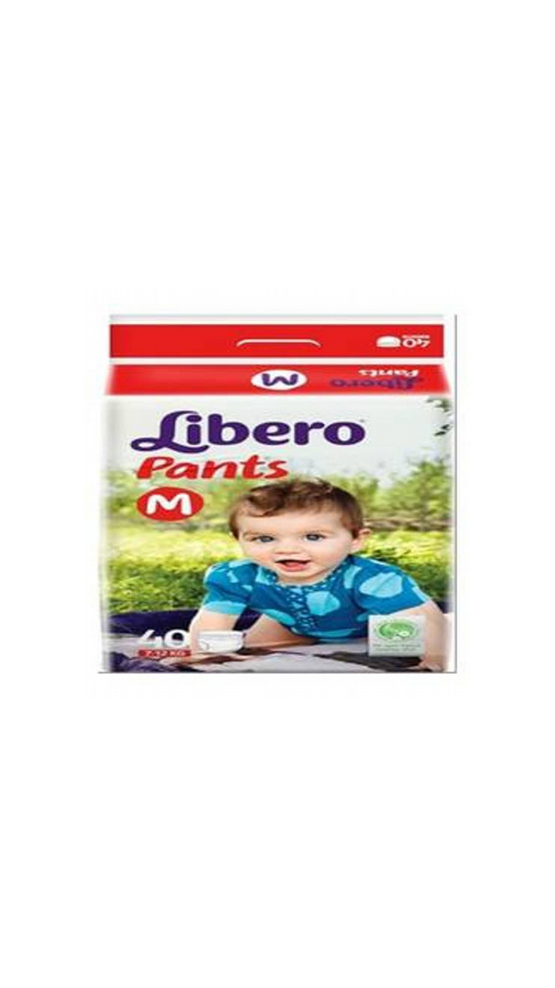 Libero Diaper Pant Medium 40 count