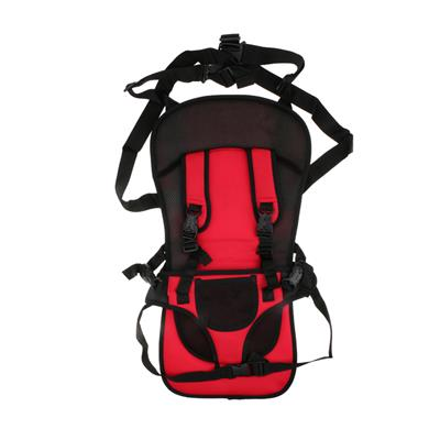 MagiDeal Protable High Quality Safety Infant Child Baby Car Seat Toddler Carrier Red