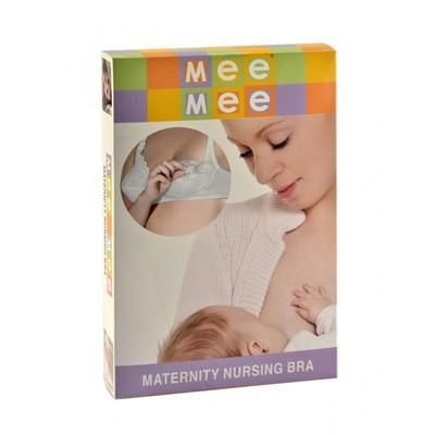 Mee Mee White Feeding Bra