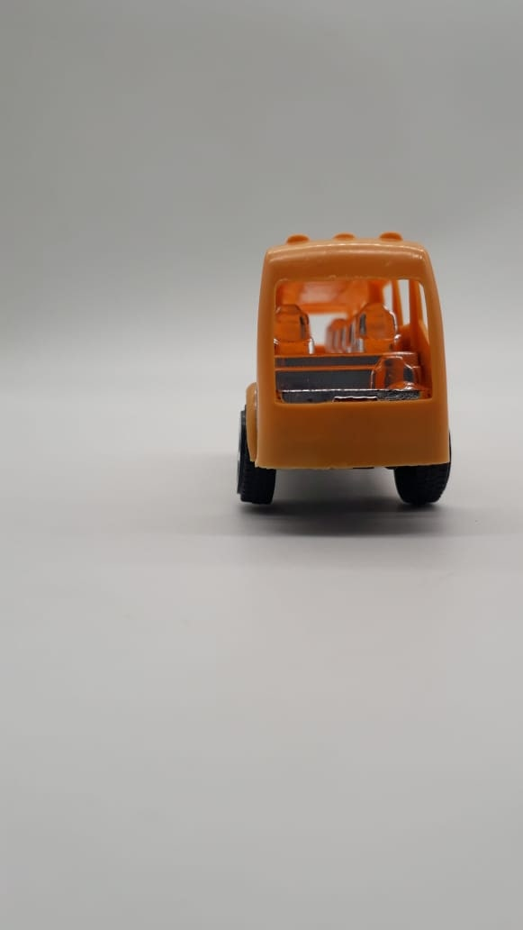 Mini Moving Bus in many colors Single Pc