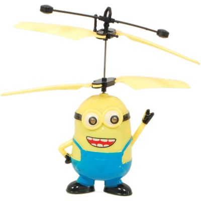 MINION FLYING RECHARGEABLE GRAVITY SENSOR TOY FOR KIDS