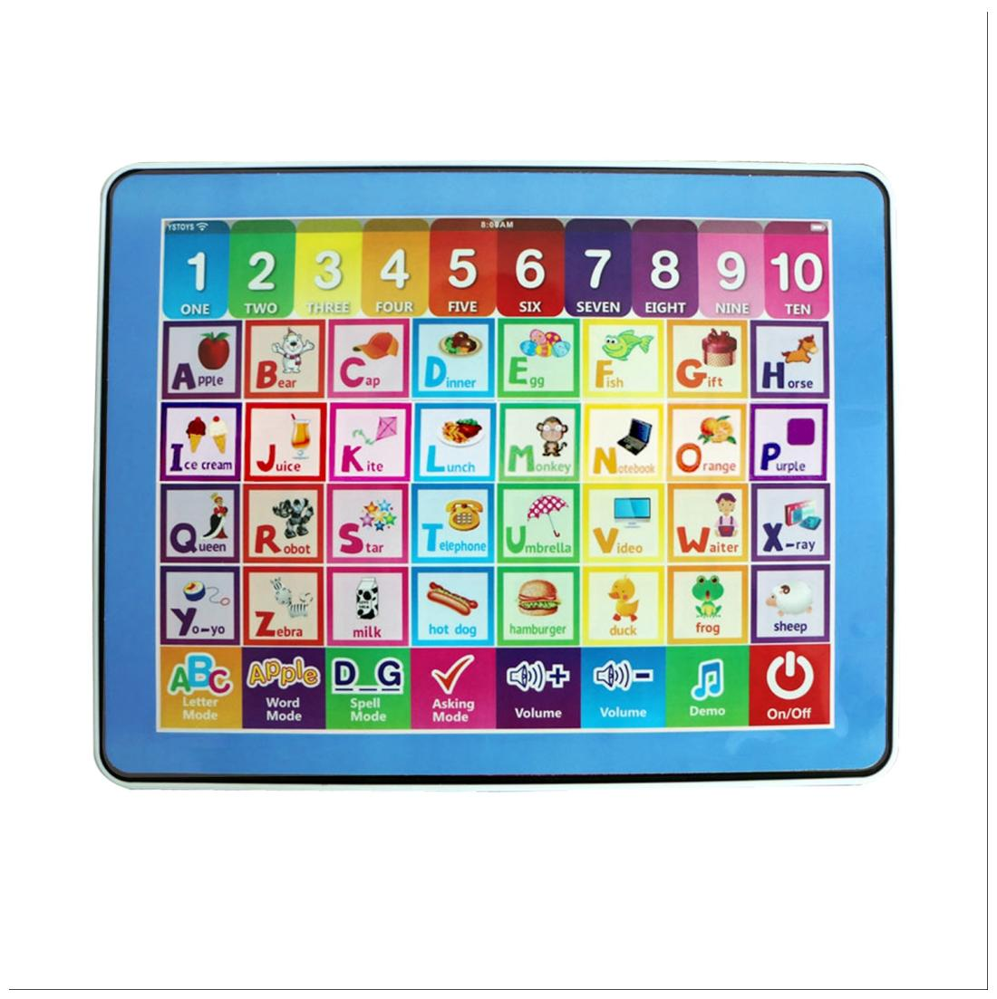 Emob Musical Learning Y-Pad For Kidz Toy Tablet