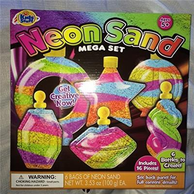 Neon Sand Mega Set