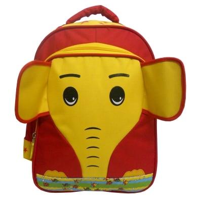 RSC Unisex Beautiful Elephant School Bag (Kids 4-9 years age)