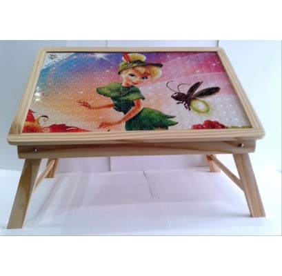 Skys & Ray multipurpose Study Table with attractive cartoon images
