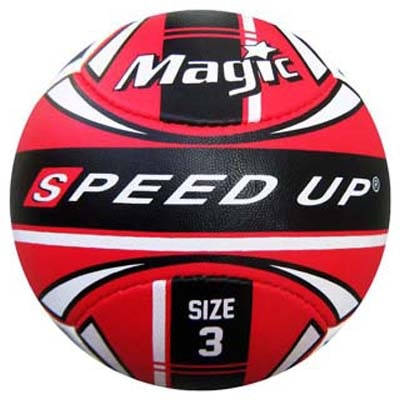 Speed Up Magic Football Red