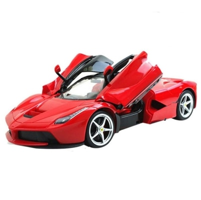 The Flyer's Bay Rechargeable Ferrari Style RC Car With Fully...