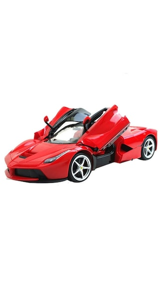 Upto 50% Cashback On Prams, Toys & More By Paytm | The Flyer's Bay Rechargeable Ferrari Style RC Car With Fully Function Doors @ Rs.770