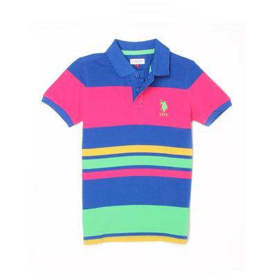 U S Polo Kids Boys Casual T-shirt