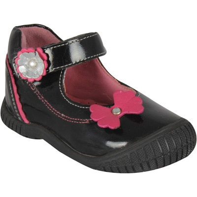Walkers Kids London Leather Black Causual Party Wear Shoe ART WL6001