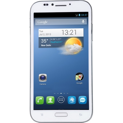 Karbonn Titanium S9  Pearl White  available at Paytm for Rs.9980
