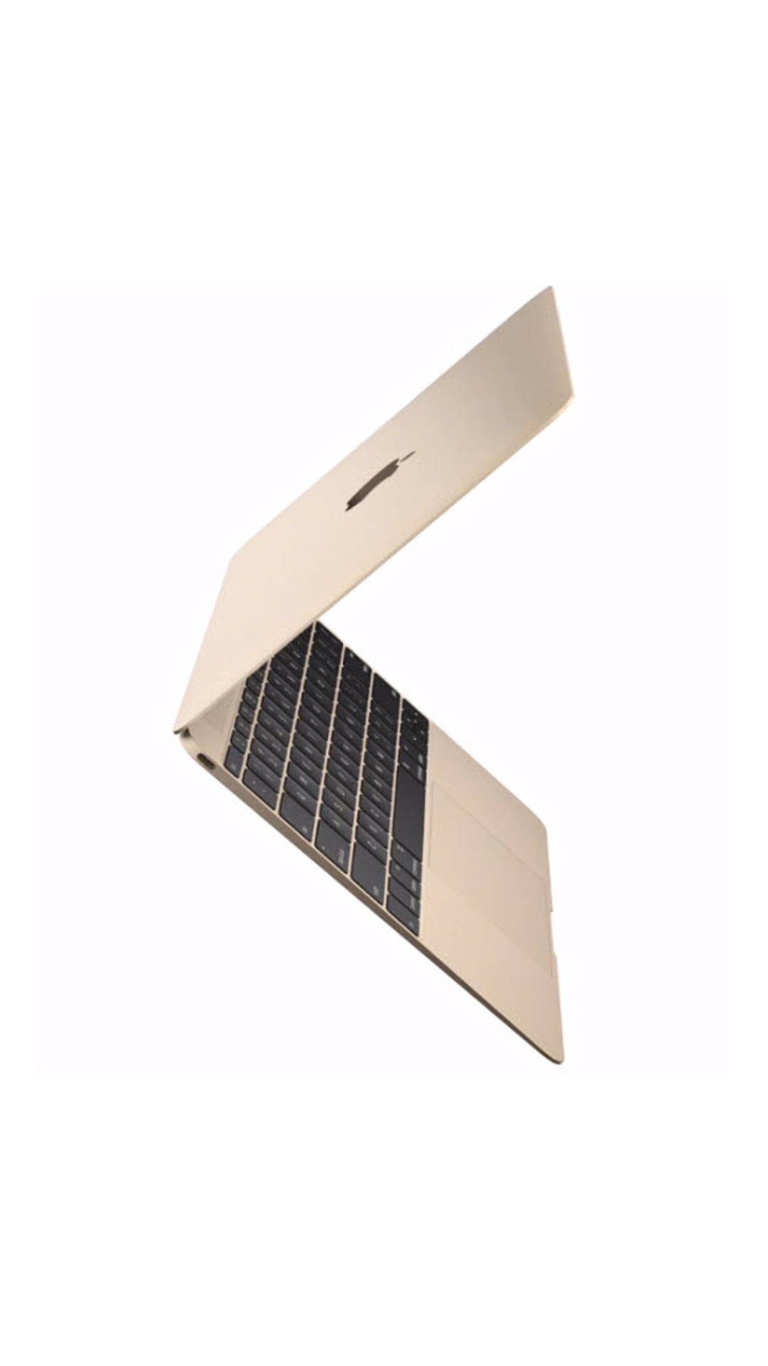 Apple MacBook MK4N2HN/A Notebook (Intel Dual Core M-5Y10c/8 GB/512 GB/30.48 cm (12)/Mac OS X Yosemite) (Gold)