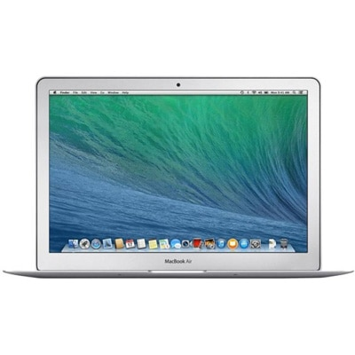 "Apple MacBook Air 13 (MMGF2 HN/A) (Core i5 (5th Gen)/8 GB/128 GB/33.782 cm (13.3"")/Mac OS X El Capitan) (Silver)"