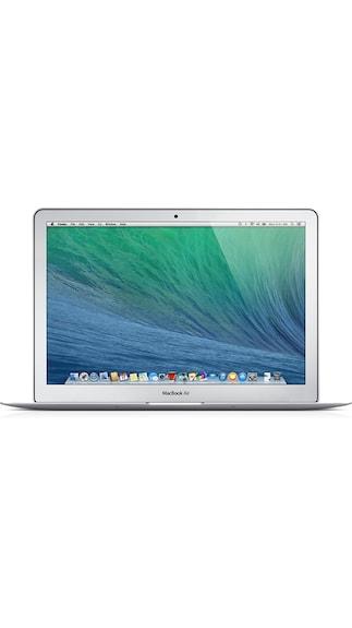 Apple (MJVE2HN/A) MacBook Air (Core i5/4 GB/128 GB SSD/33.78 cm (13.3)/Mac OS X Yosemite) (Silver)