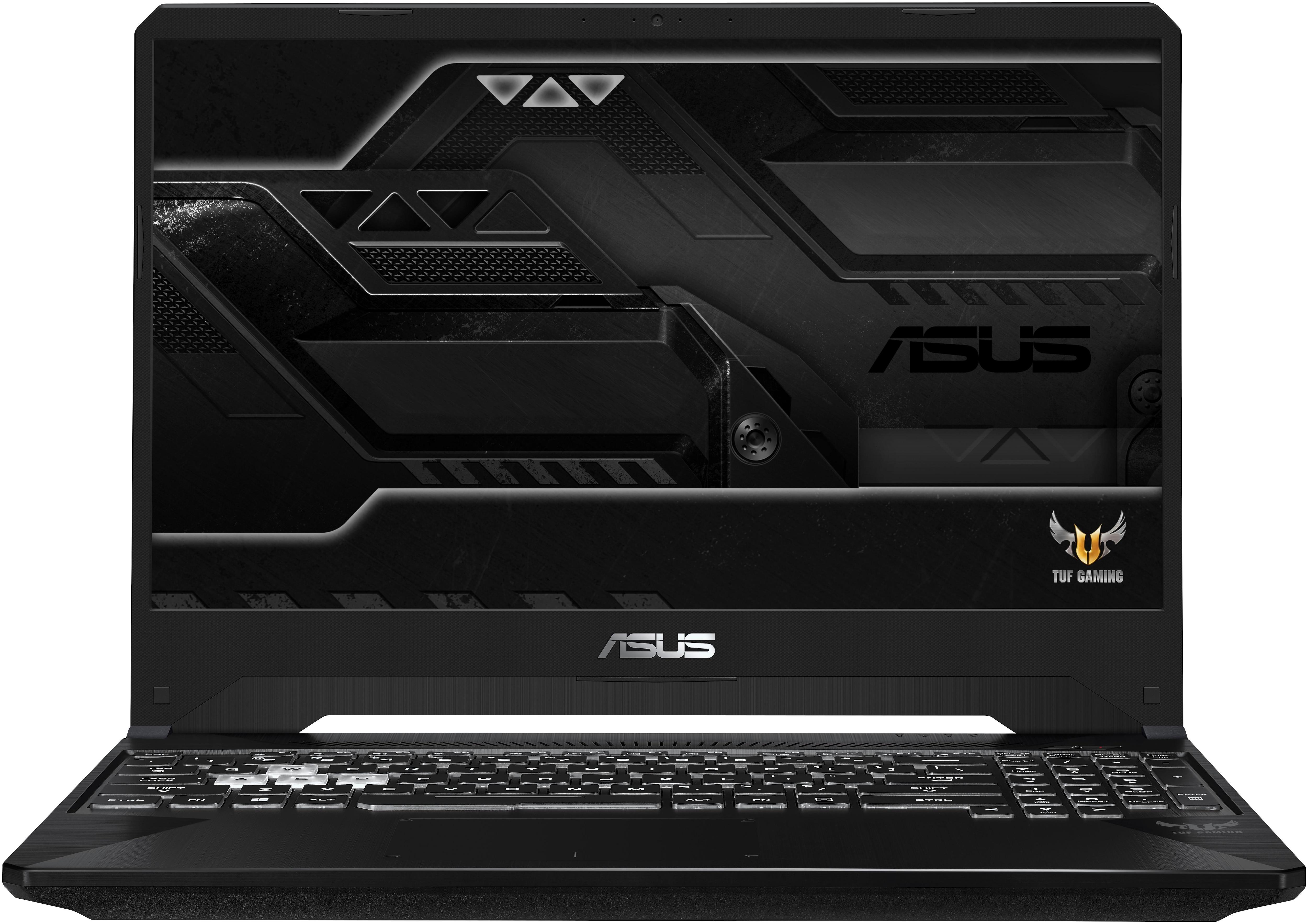 """ASUS TUF FX505 ( Core i5- 8th Gen/8 GB/1TB+ 256GB SSD / 15.6"""" FHD/ Windows 10/ 4GB GTX1050 Ti) Gaming Laptop FX505GE-BQ025T (Gun Metal/2.2kg)"""