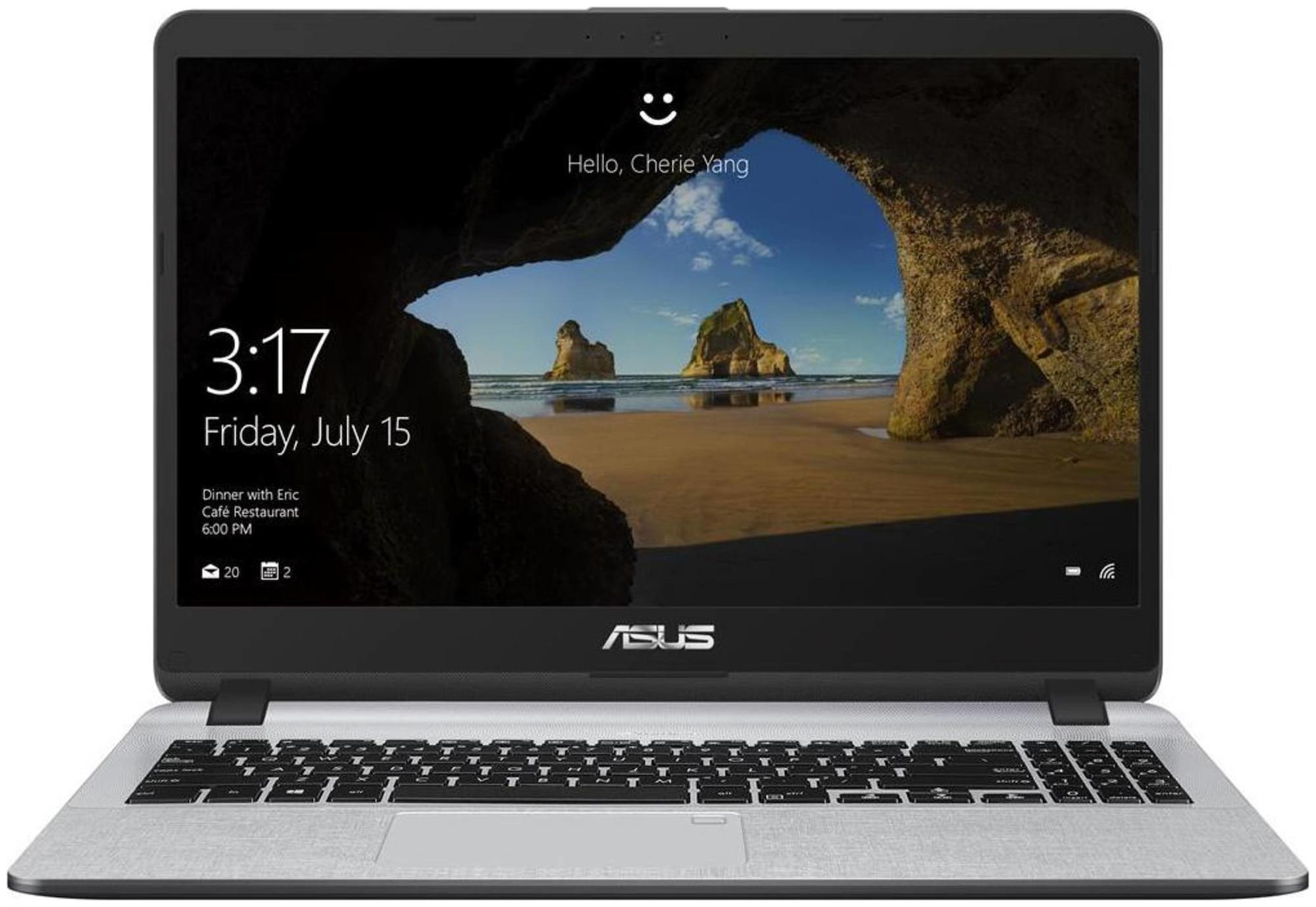 Asus Vivobook X507 (Core i5-8th Gen /8 GB/1 TB/39.62 cm (15.6 Inch) FHD /Windows 10/ 2GB Graphics) UF-EJ092T Thin & Light Laptop (Grey, 1.68 Kg)