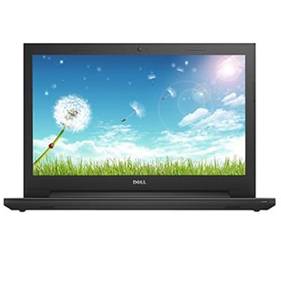 Dell Inspiron 15 3541 Laptop (AMD/4 GB/500 GB/AMD Integrated Graphics/39.62 Cm (15.6)/Windows 8.1) (Black)
