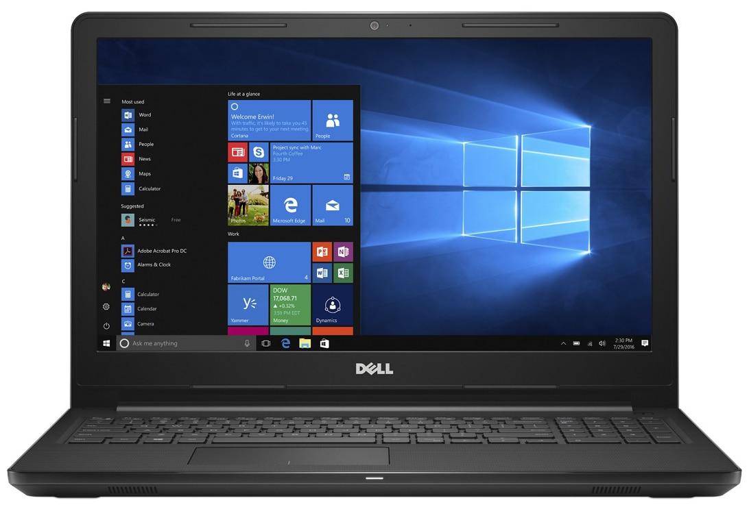 Dell Inspiron 3000 (Core i5 - 8th Gen /4 GB RAM /1 TB HDD/39.62 cm (15.6 inch) FHD/Windows 10/MS Office) Inspiron 3576 B566102WIN9 (Black, 2.2 Kg)