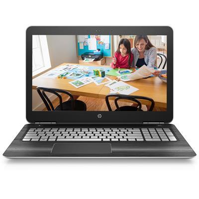 HP 15-au628tx/Core i7/8 GB DDR4/15.6 Inch/Windows 10 Grey Laptopwith MS...