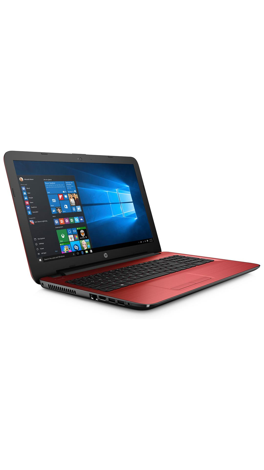HP Core i3 6th Gen - (4 GB/1 TB HDD/Windows 10 Home) 15-ay545TU Laptop(15.6 inch, Red, 2.19 kg)